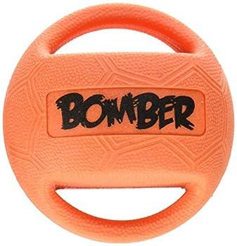 Zeus Mini Bomber Jouet pour Chien 11,4 cm