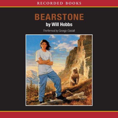 Bearstone  audiobook cover art