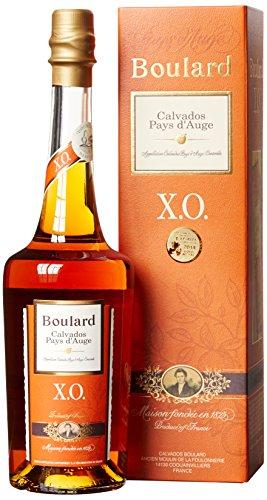 Calvados Boulard Calvados Pays dAuge XO mit Geschenkverpackung (1 x 0.7 l)