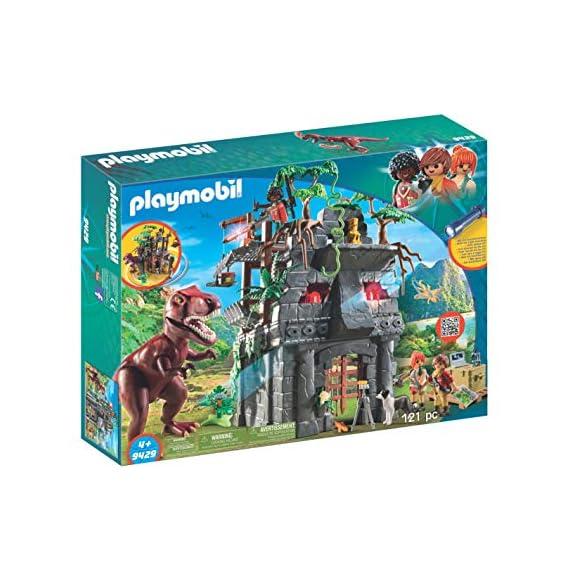 PLAYMOBIL-Hidden-Temple-with-T-Rex-Building-Set