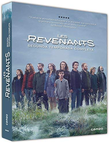 Les Revenants / The Returned - Complete Series 2 ( Les revenants ) [ Spanische Import ] (Blu-Ray)