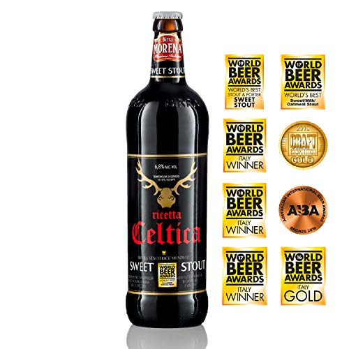Birra Morena Celtica Sweet Stout 75cl - Craft Beer