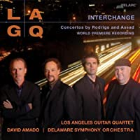 Interchange - Concertos by Rodrigo & Assad (World Premier Recording) (2010-03-23)