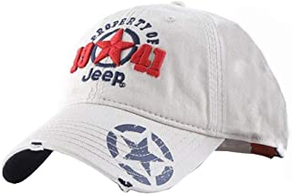 Best white jeep hat Reviews