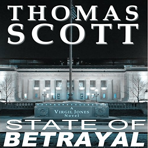 State of Betrayal audiobook cover art