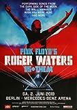 Roger Waters, Berlin, 2018, Original - Concert - Poster -