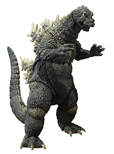 TAMASHII NATIONS Bandai S.H. MonsterArts Godzilla 1964 Emergence Ver Action Figure