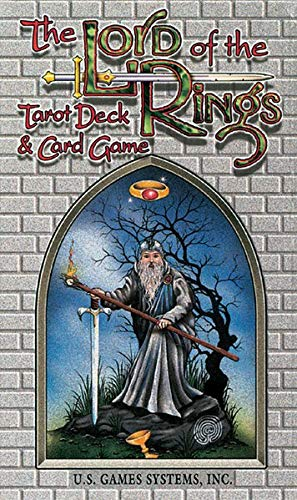 Lord of the Rings Tarot: Mit englischer Anleitung