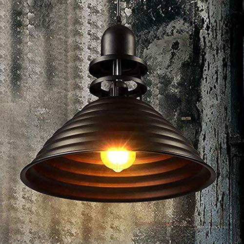 Nordic Retro Eisen Metall Industrie Vintage Hängelampe Kronleuchter Kreative Vogelhaus Schatten Gang Restaurant Treppen Pendelleuchten Innen Küche Scheune Deckenleuchte Leuchten