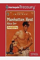 Manhattan Heat (Dangerous Men Book 12) Kindle Edition