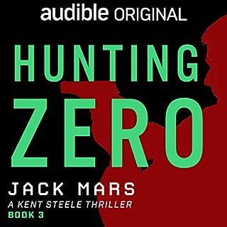 Hunting Zero audiobook cover art