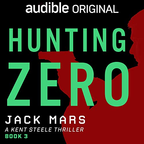 Hunting Zero audiobook cover art