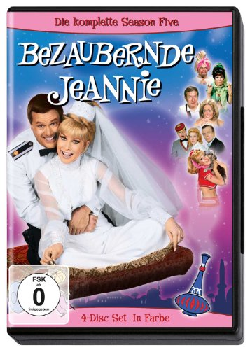 Bezaubernde Jeannie - Season 5 (4 DVDs)