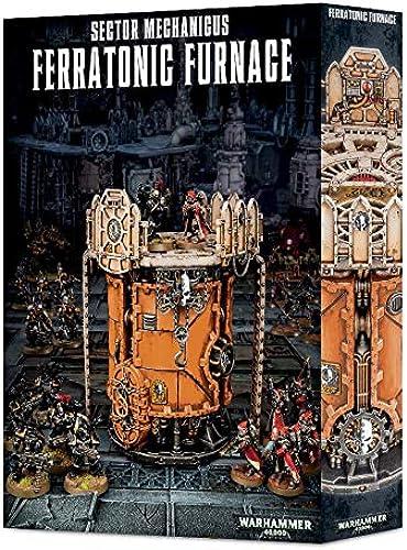 Sector Mechanicus - Ferratonic Furnace 64-38 - Warhammer 40,000