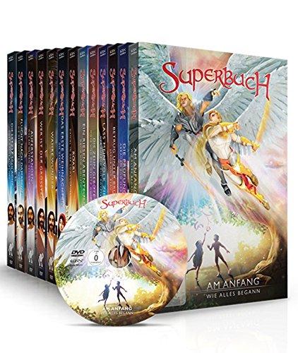 Superbuch Staffel 1 - Komplettbox 13 DVDs