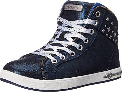 Skechers Skechers (SKEES Mädchen, Funktionsschuh, Shoutouts-zipsters, blau (NVY), 38