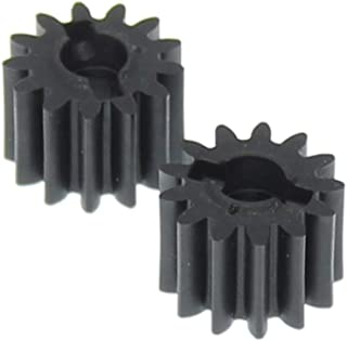 Redcat Racing RER11361 Transmission/Transfer Case Input Gear (13T 2pcs) for Everest Gen 8 Scout II, Silver