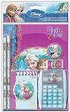 Frozen - Set papelería y calculadora (Factory 52987)