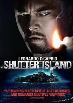 DVD Shutter Island Book