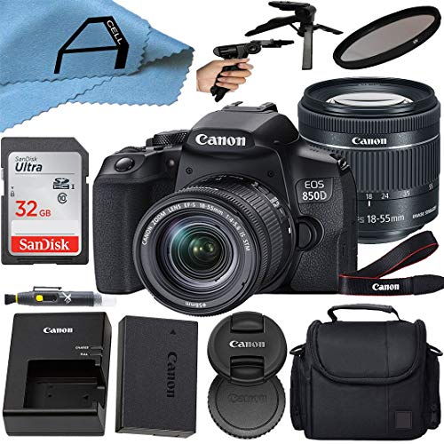 Canon EOS 850D / Rebel T8i Digital SLR Camera...