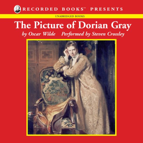 The Picture of Dorian Gray cover art