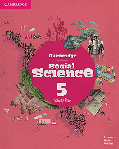Cambridge Social Science Level 5 Activity Book Social