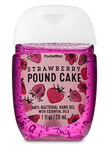 Bath and Body Works Pocketbac Hand Sanitizer - Strawberry Pound Cake...