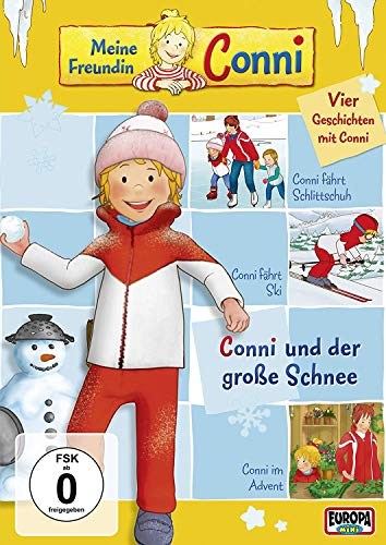 Meine Freundin Conni 8 - Conni und der große Schnee