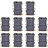 PANTAOHUAUS Pantatohuaes 10 PCS for Huawei Jack Ecouteur Y7