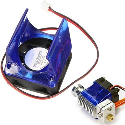 E3D V5 / V6 Fan cover + Fan For 3D Printer Accessories