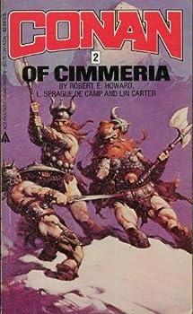 Mass Market Paperback Conan 02 Of Cimmeria (Conan Series) Book