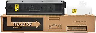 Compatible Toner Cartridge Replacement For Kyocera TK418 For Kyocera TASKalfa 2220 2221 TK4158 Printer,Home School Fade Re...