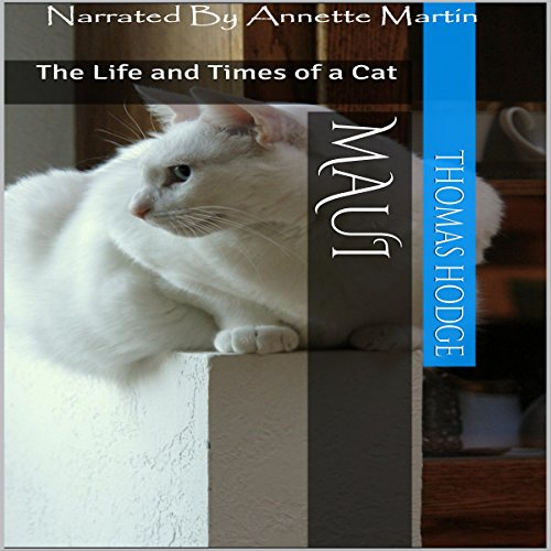 Maui audiobook cover art