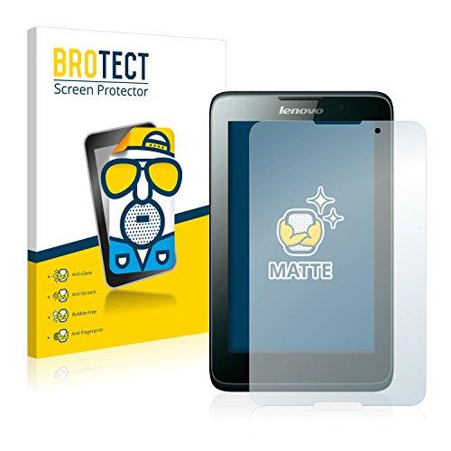BROTECT 2X Entspiegelungs-Schutzfolie kompatibel mit Lenovo Tab A7-40 Bildschirmschutz-Folie Matt, Anti-Reflex, Anti-Fingerprint
