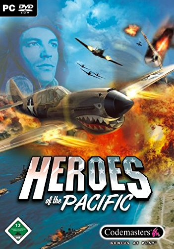 HEROES OF THE PACIFIC PC CDROM