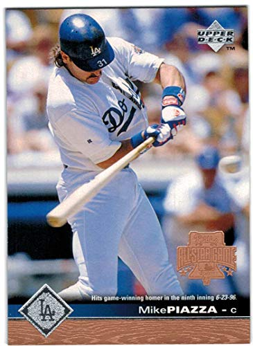 1997 Upper Deck with Traded Los Angeles Dodgers Team Set with Mike Piazza & 4 Hideo Nomo - 22 Cards