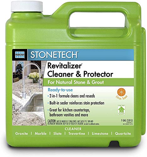 StoneTech Revitalizer Cleaner and Protector for Natural Stone...