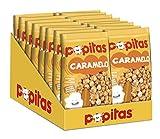 Popitas | Palomitas Listas para Comer Caramelo 100g | Caja 16u.