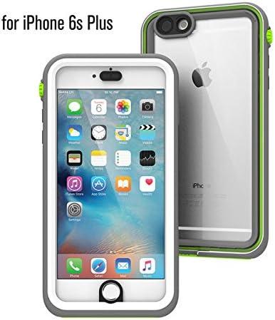 Waterproof Case for iPhone 6s Plus, Shock Proof, Drop Proof by C