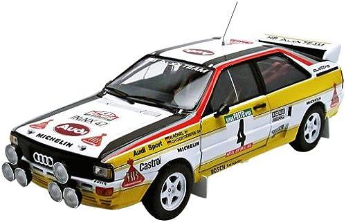Sunstar 4224 3508156 fürzeug Miniatur Modell Ma ab Audi Quattro A2 Rallye Portugal 1984 Ma ab 1 18