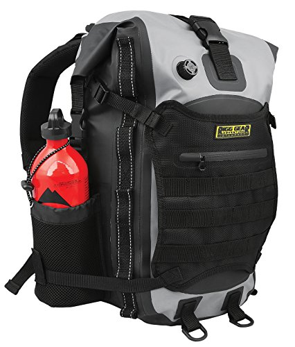Nelson Rigg SE-3020 20 Liter Rigg Gear Hurricane Waterproof Backpack/Tail Pack
