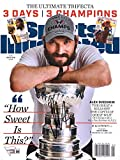 Alex Ovechkin Washington Capitals 2018 Stanley Cup Champions Autographed June 10, 2018 Sports Illustrated Magazine - Fanatics Authentic Certified