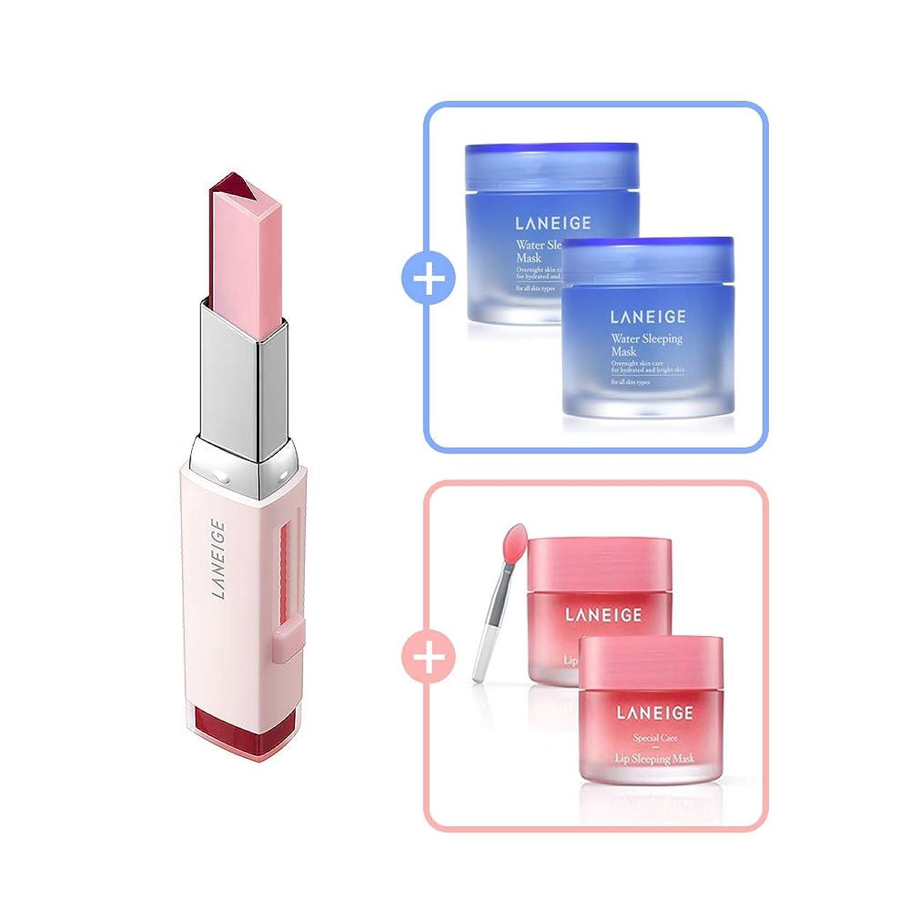 黙閲覧する持続するTwo Tone Tint Lip Bar 2g (No.8 Cherry Milk)/ツートーン ティント バー 2g (No.8 チェリー ミルク) [数量限定!人気商品のサンプルプレゼント!]
