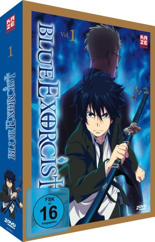 DVD Blue Exorcist - Box 1 [Import allemand]