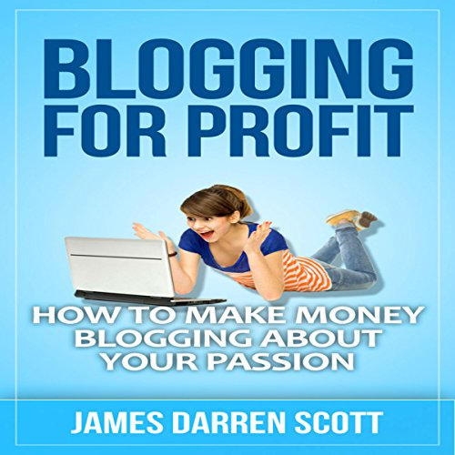Blogging for Profit  By  cover art