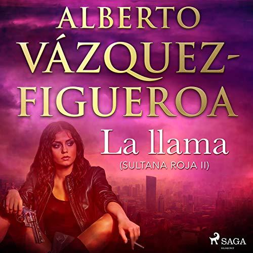 La llama  By  cover art