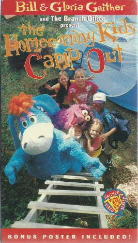 The Homecoming Kids Camp Out [VHS]