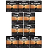 10x Duracell 28A 6V Battery Replacement for 4LR44, A544,PX28A,476AF,476A,V4034PX