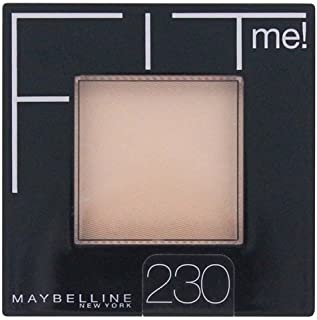Maybelline New York Fit Me! Powder, 230 Natural Buff, 0.3 Ounce