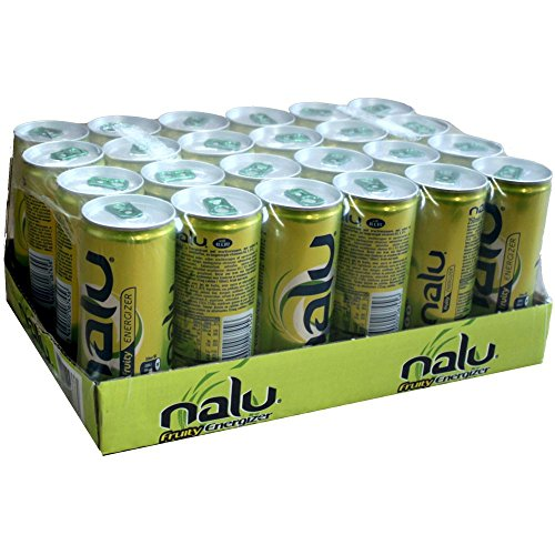 Coca Cola Nalu Energy Drink 24 x 0,25l Dose IMPORT (Fruity Energizer)
